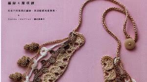 Accesorio de moda: Collar al crochet
