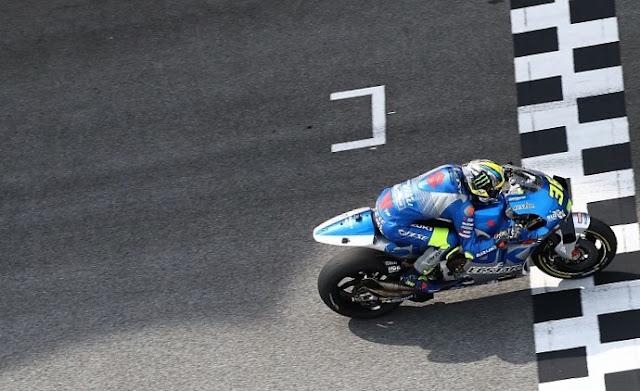 Alasan Suzuki optimis musim 2020 setelah Tes Sepang MotoGP