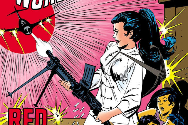 Wonder Woman años 70