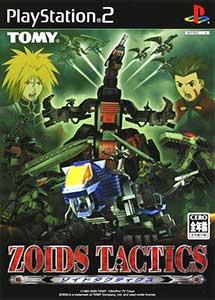 Zoids Tactics PS2 ISO (NTSC-J) (MG-MF)