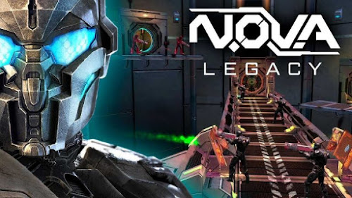 7- N.O.V.A. Legacy (Free, In-app Products)