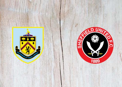 Burnley vs Sheffield United -Highlights 29 December 2020