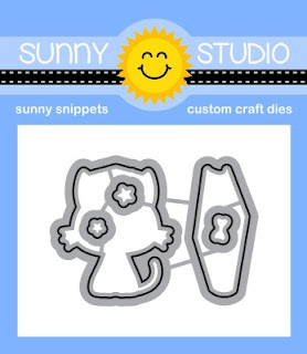 Sunny Studio Blog: Grad Cat Coordinating Metal Cutting Dies Set