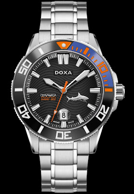 b28f4f60d Besides outstanding water resistance, highly reliable performance is  equally important in a diver's watch. Shark Ceramica L adopts a stainless  steel case to ...