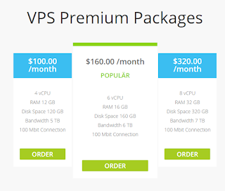 VPS Premium Packages