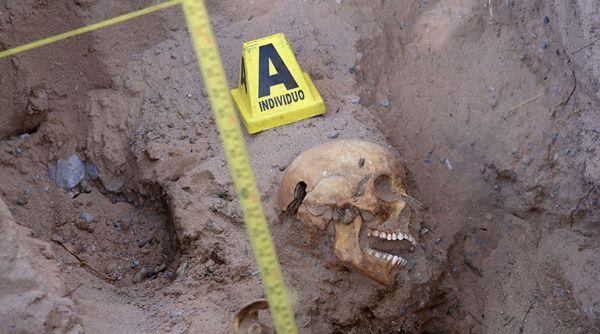 Hallan fosa común clandestina en ciudad mexicana de Michoacan