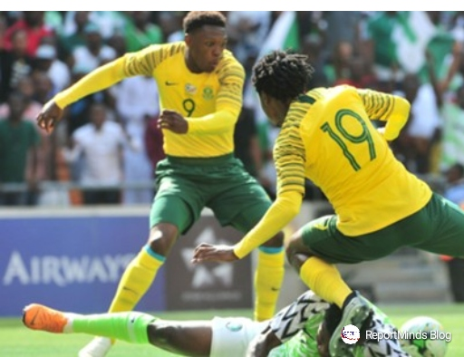 Our tactics made life difficult for South Africa, says Nigeria coach Rohr