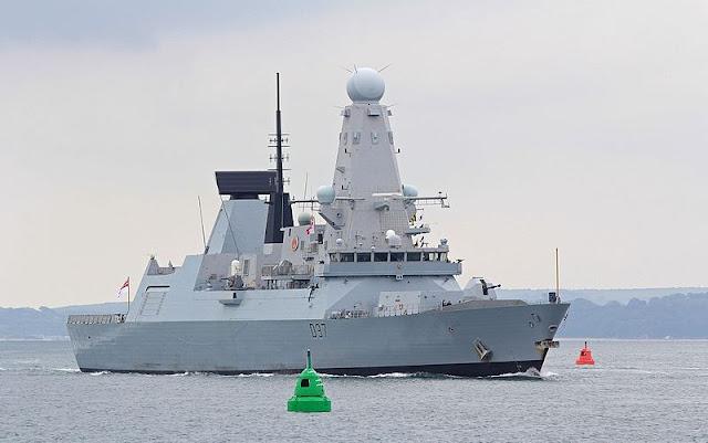 GEO´- GeoPolitical News | HMS Duncan