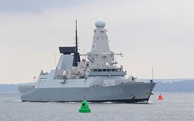 TANKER CRISIS: Second Royal Navy warship arrives in Gulf