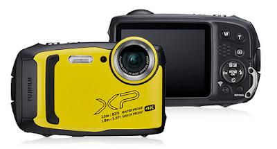 Fujifilm XP140 FinePix Camera Firmware Full Driversをダウンロード