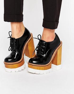 alternativas de Zapatos de Plataforma Mujer