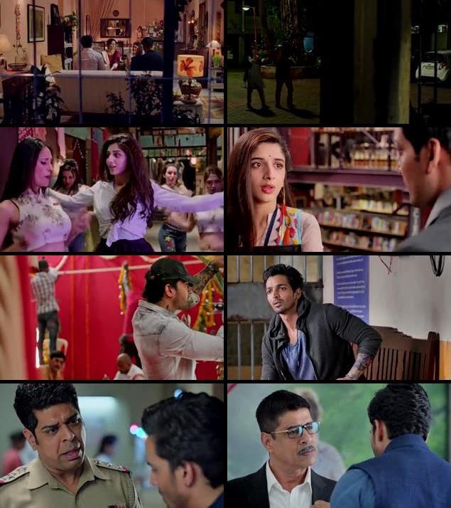 Sanam Teri Kasam 2016 Hindi 480p DVDRip