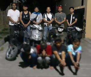 Polisi Ringkus Komplotan Pencuri Motor yang Beraksi di 7 Lokasi di Bone