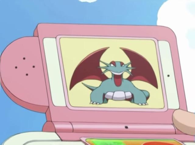 Best Salamence Dragon Type Pokemon Nicknames