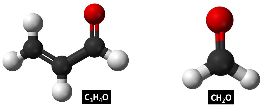 formaldeide acroleina sigaretta elettronica
