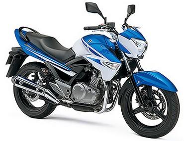 Harga Suzuki Inazuma 250
