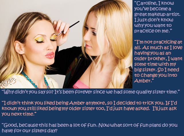 sissy group humiliation captions