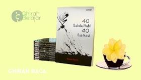 Ulasan Buku '40 Sabda Nabi 40 Ilustrasi'