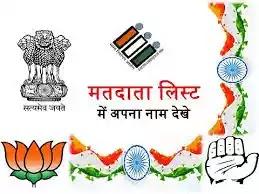 CEO Gujarat Voter List 2019)