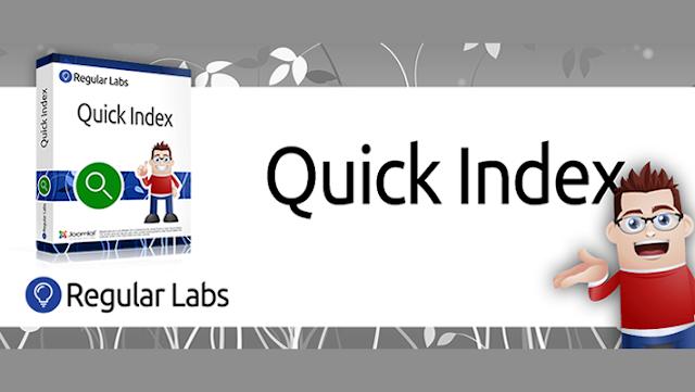 Quick Index - Free Joomla! Module