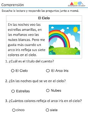 fichas-comprension-lectora-5-años