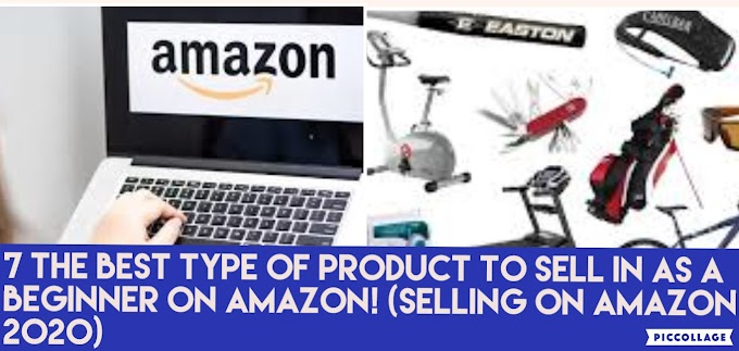7 Best type product to Sell in as a Beginner on Amazon! (Selling on Amazon 2020)