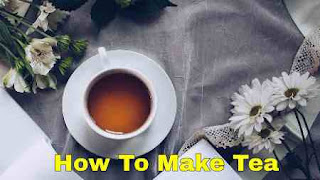 How To Make A Tea With Milk