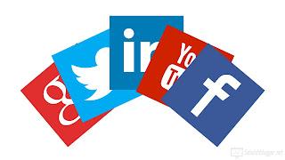 3 Cara Memasang Widget Tombol Media Sosial Pada Blog