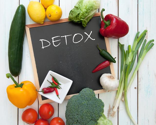 dicas de Detox emagreça rápido- vamos papear?