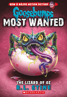 Goosebumps: Most Wanted: Lizard of Oz