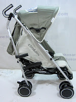 3 Chris and Olins NE1383 Trophy Lightweight Baby Stroller