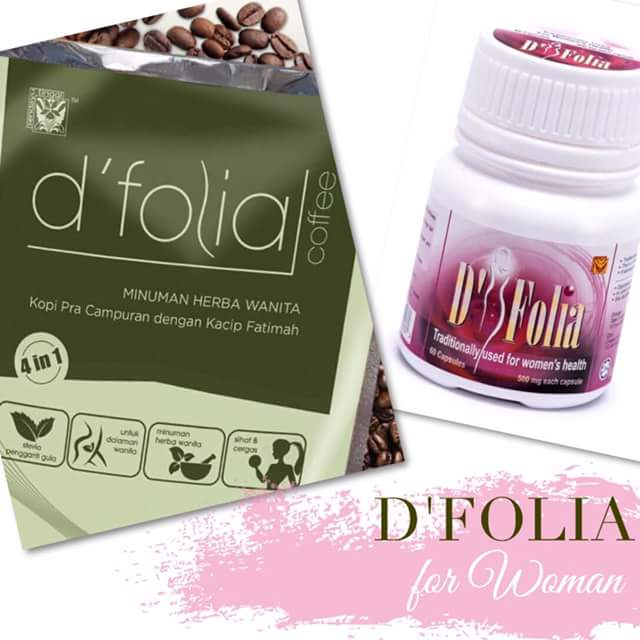 D FOLIA COFFEE