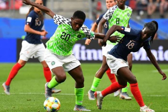 Real Madrid Signs Nigeria's Super Falcons Player, Chidinma Okeke