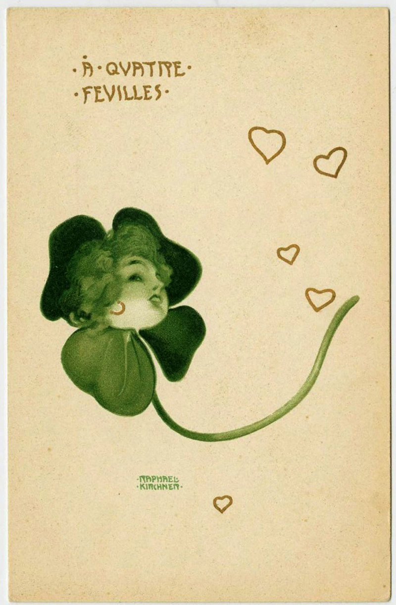 st. paddy's day art