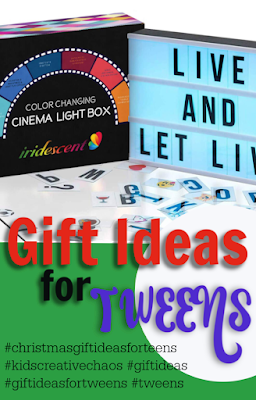 Christmas Gift Ideas for Tweens: Gift Guide Review