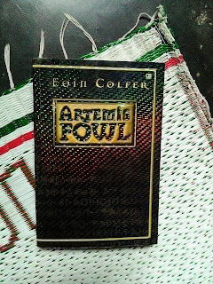 Artemis Fowl episode 1