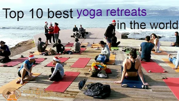 Top 10 best yoga retreats in the world