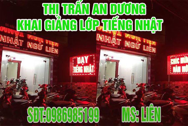 day tieng nhat