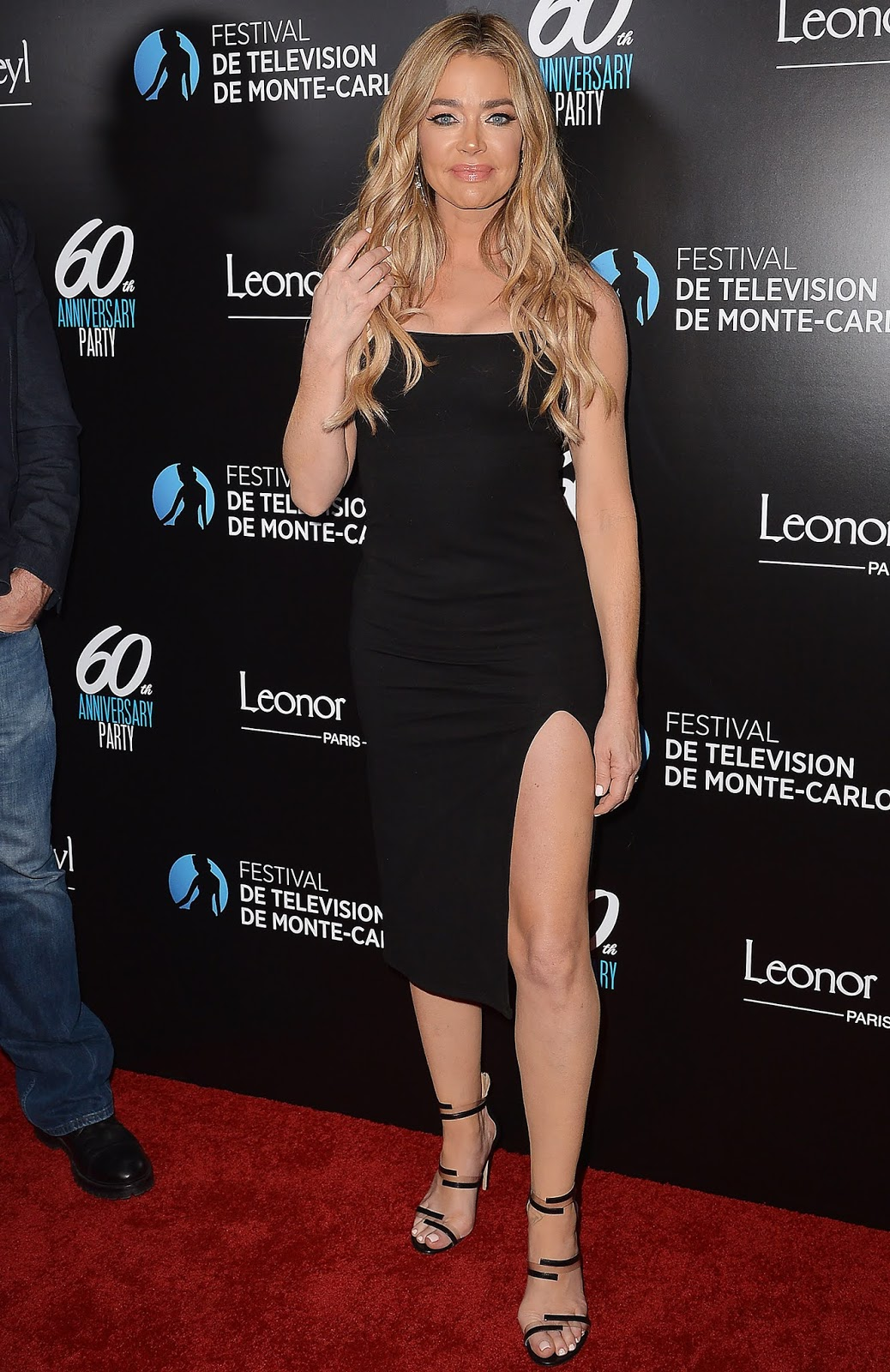 Denise Richards - Monte-Carlo Television Festival Party in LA - Wed Feb 05 2020