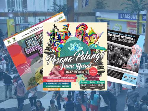 Event Bandung bulan Desember 2017