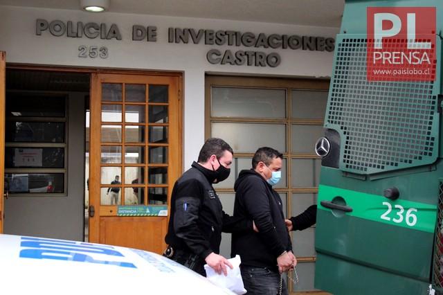 Detenido en Castro