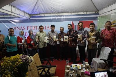 Dandim Ngawi Bersama Jajaran Forkopimda Hadiri Pembukaan Pameran Wisata Produk Unggulan Dan Investasi