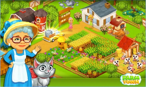 Farm Town Offline Screenshot 3