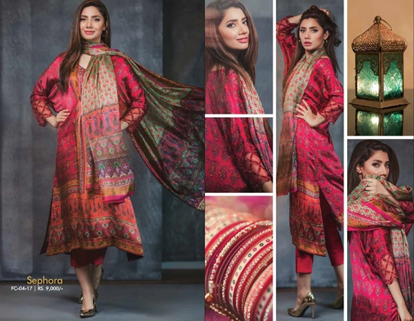 Alkaram Lawn New Eid Festival Collection 2017