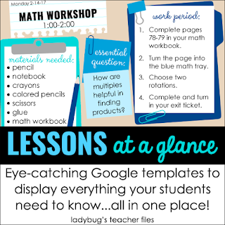https://www.teacherspayteachers.com/Product/Lessons-at-a-Glance-Google-Templates-for-Your-Schedule-Materials-and-More-3012454