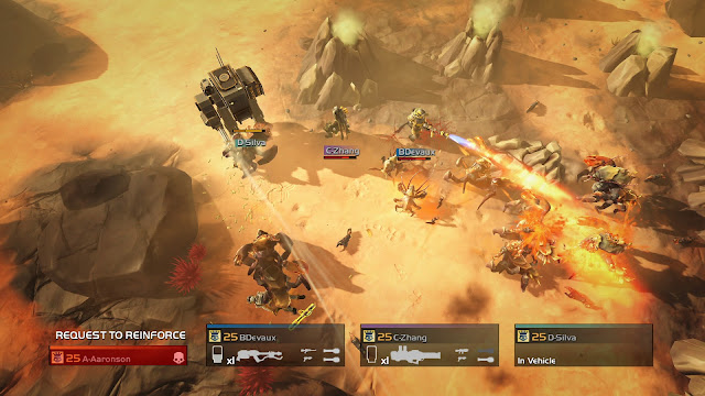 Helldivers Captura 5