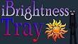 iBrightness Tray 1.0 Terbaru Gratis