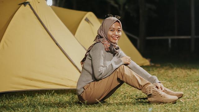 Privat Camping di Umbul Sidomukti Bandungan, Semarang
