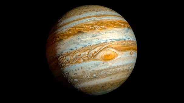 Güneş Sistemi'nde Bulunan Muhteşem Gezegenleri Sayısı: Jüpiter - Kurgu Gücü