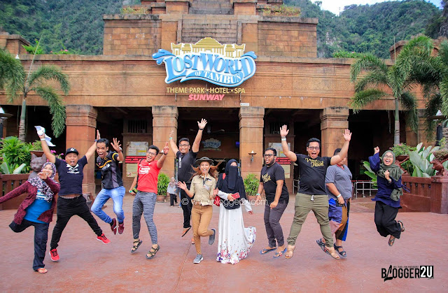 Entrance Lost World of Tambun